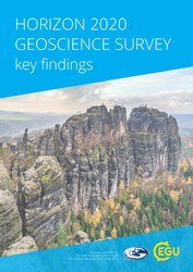 Horizon 2020 Geoscience Survey Report