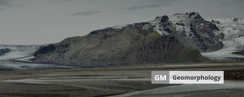 Banner image of Geomorphology
