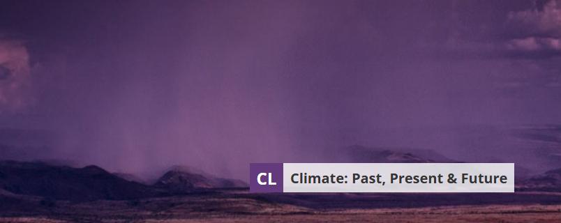 Climate: Past, Present & Future