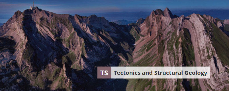 Banner image of Tectonics and Structural Geology