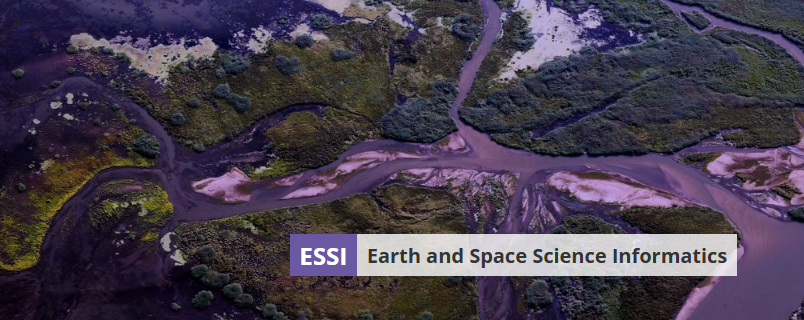 Earth and Space Science Informatics