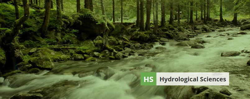Banner image of Hydrological Sciences