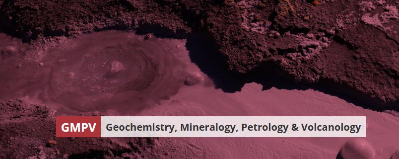 Geochemistry, Mineralogy, Petrology & Volcanology