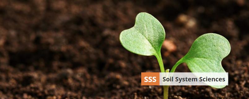 Banner image of Soil System Sciences