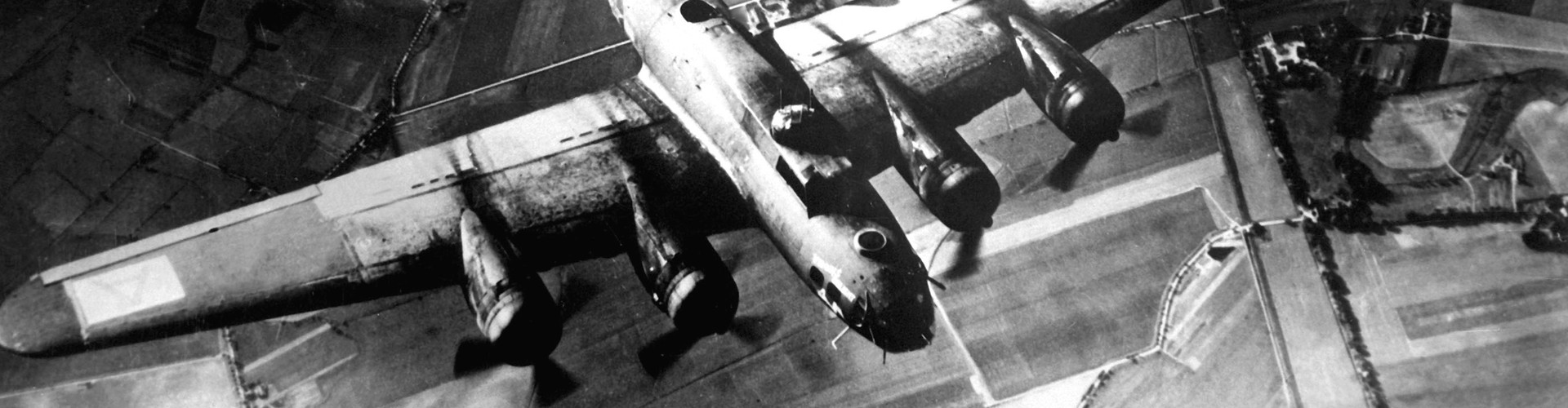 Bombing of a factory at Marienburg, Germany, on 9 October 1943