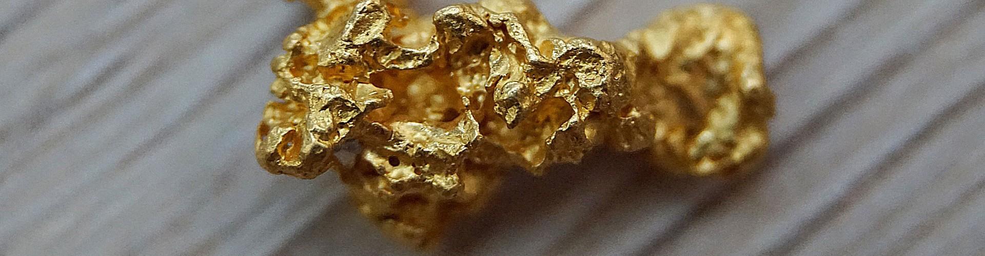 A golden nugget (Credit: Csaba Nagy via Pixabay)