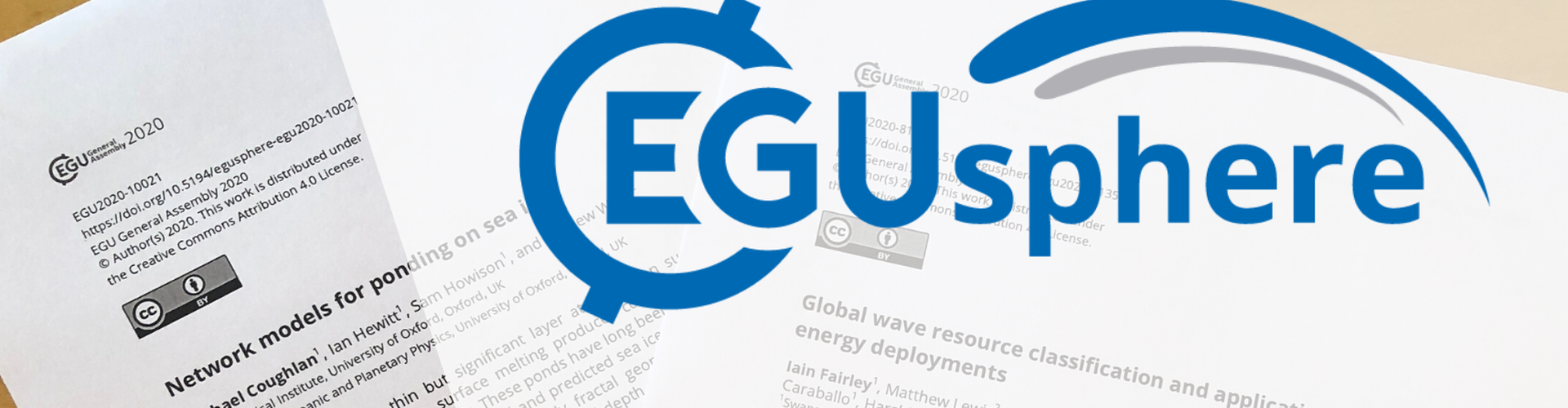EGUsphere logo