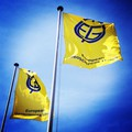 EGU flags at the 2012 General Assembly