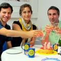 Anniversary lunch: EGU Executive Office celebrates 10 years of EGU