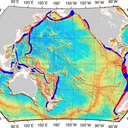 Great-earthquake hotspots