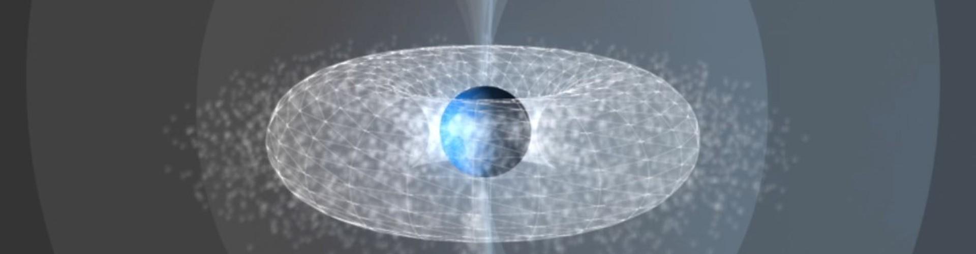 Plasma outflow from plasmasphere to magnetosphere (Credit: ESA/ATG medialab)