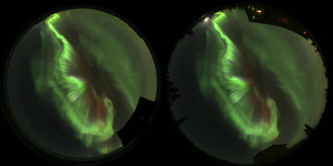 All-sky images of aurora (Credit: Kataoka et al., 2013)