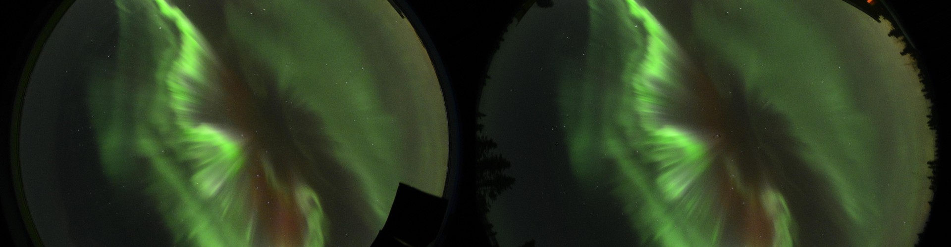 All-sky images of aurora (Credit: Kataoka et al., 2013)