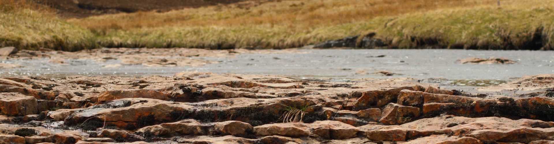 Dry river bed in a peat upland in Northern England (Credit: Catherine Moody, distributed via imaggeo.egu.eu)