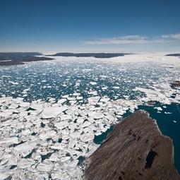 Jakobshavn Isfjord (ice fjord)
