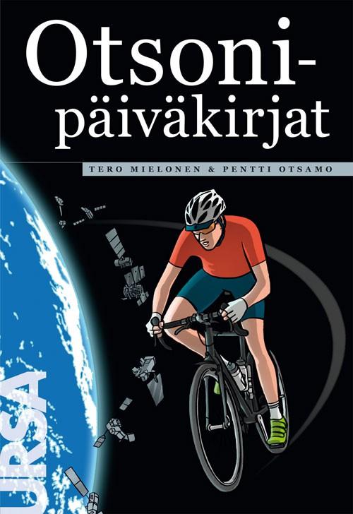 Book cover of the original (Finish) version of Ozone Diaries (Credit: Tero Mielonen and Pentti Otsamo)