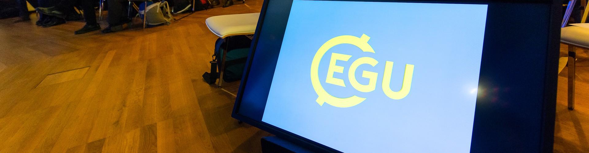 EGU Award Ceremony at the EGU 2016 General Assembly (Credit: EGU/Foto Pfluegl)