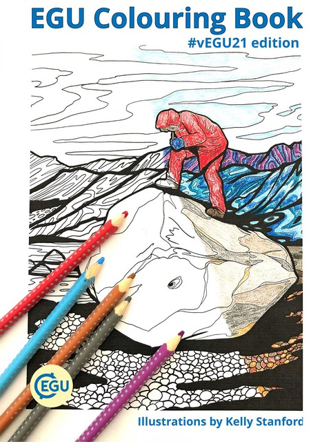 EGU colouring book