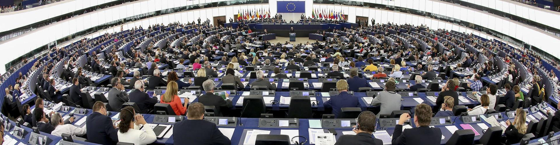 State of the Union (Credit: European Union 2015 - European Parliament via Flickr)