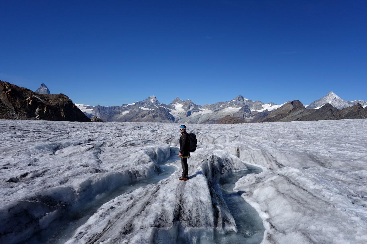 Findelen glacier (Credit: M. Huss)