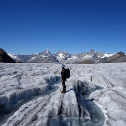 Findelen glacier