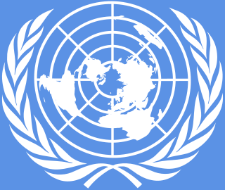 United Nations logo (Credit: United Nations / Public domain)