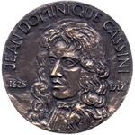 Image of Jean Dominique Cassini Medal
