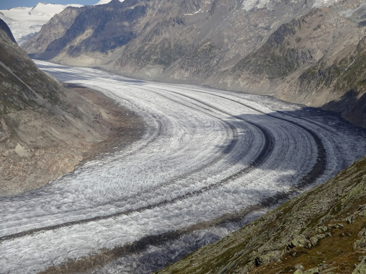 Aletsch glacier (Credit: M. Huss)