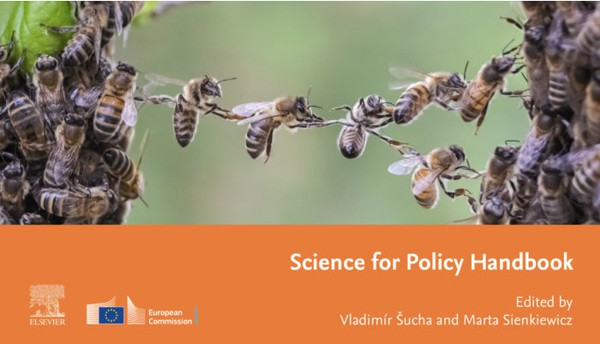 Science for Policy Handbook cover