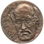 Image of Hans Oeschger Medal