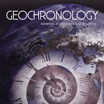 Geochronology journal cover