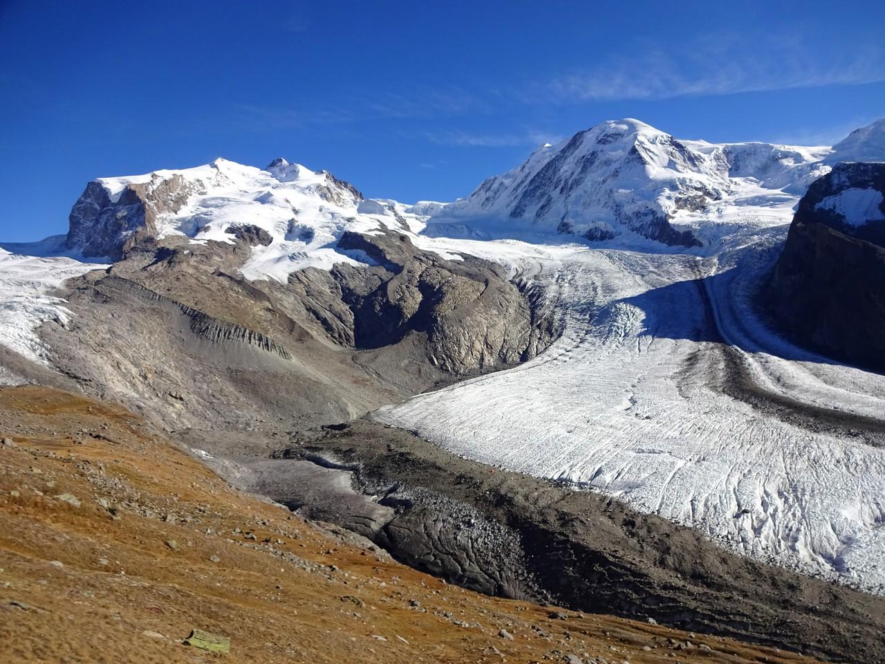 Gorner glacier (Credit: M. Huss)
