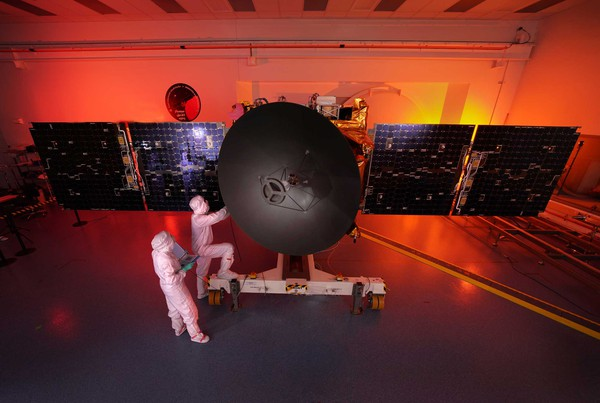The Emirates Mars Mission Hope Probe