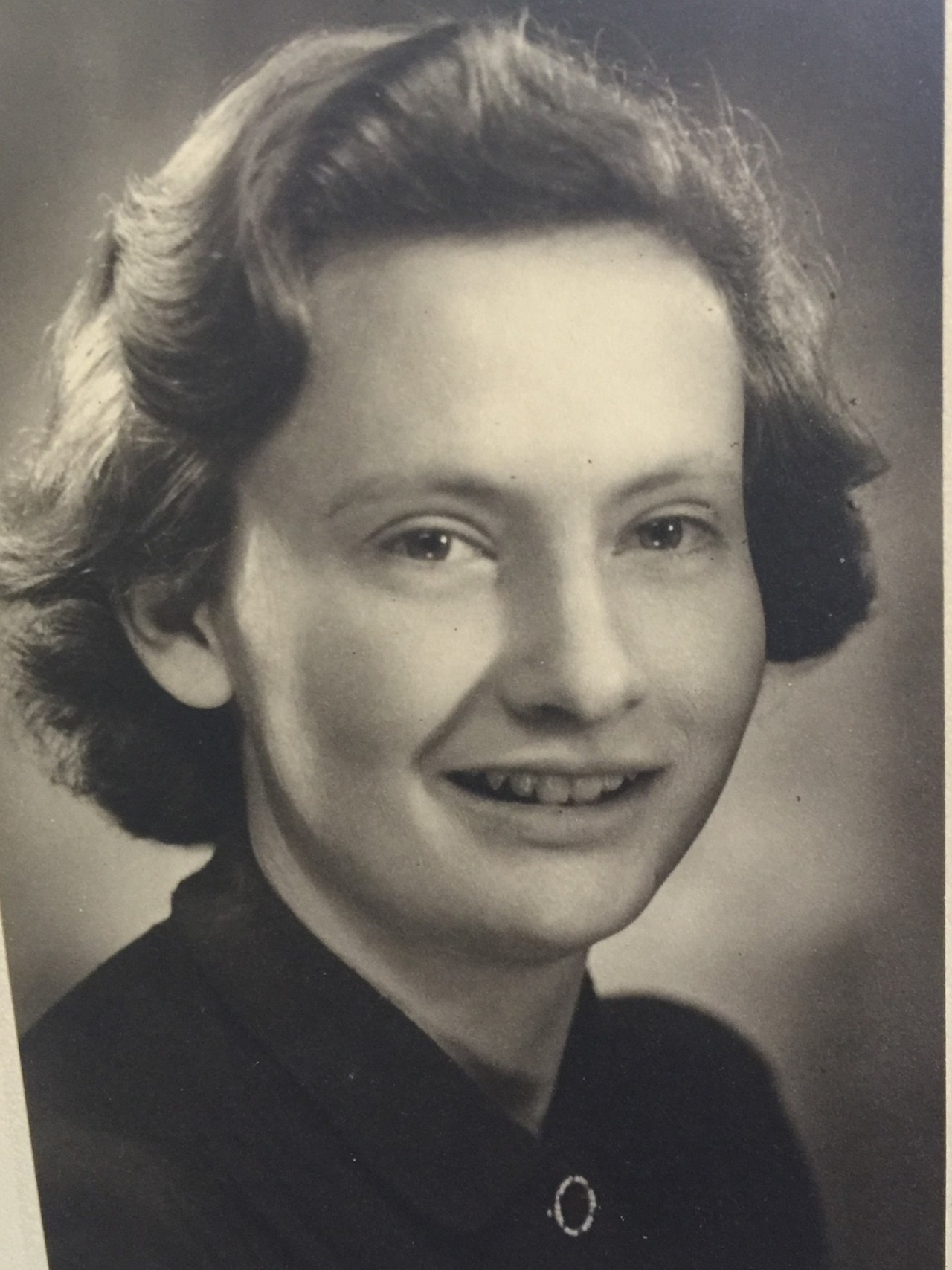 Young Angela Croome (Credit: Provided by John Gotley, used with permission from Angela Croome's family)