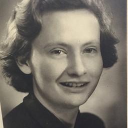 Young Angela Croome