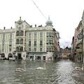 Oberösterreichische Nachrichten – Hochwasser in Gmunden am 3. Juni 2013