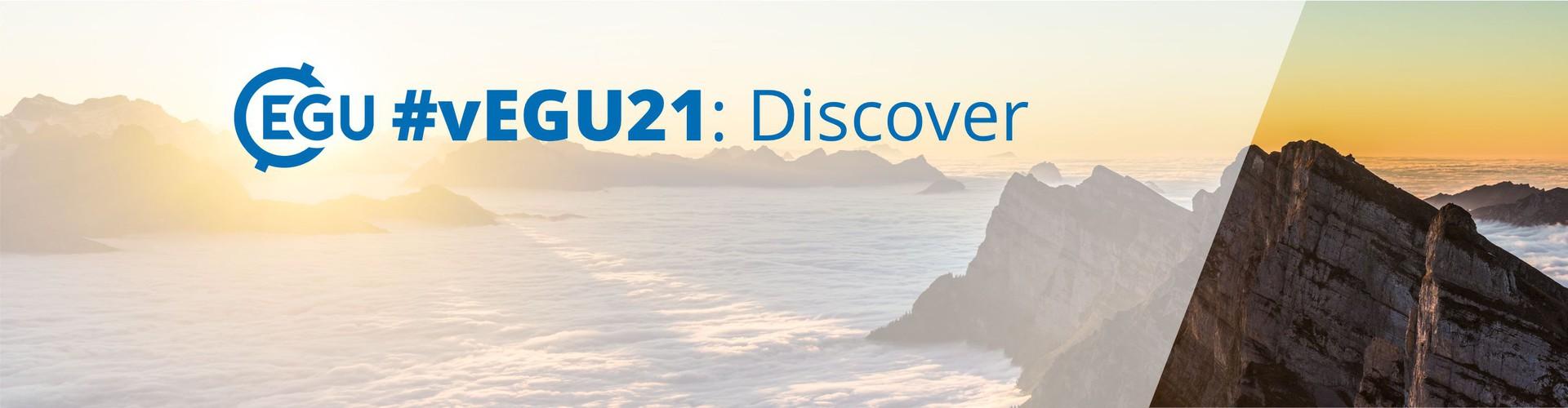 vEGU21 discover banner (Credit: Jonas Igel via Imaggeo)