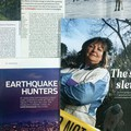 Sample of works published by previous EGU Science Journalism Fellowship awardees