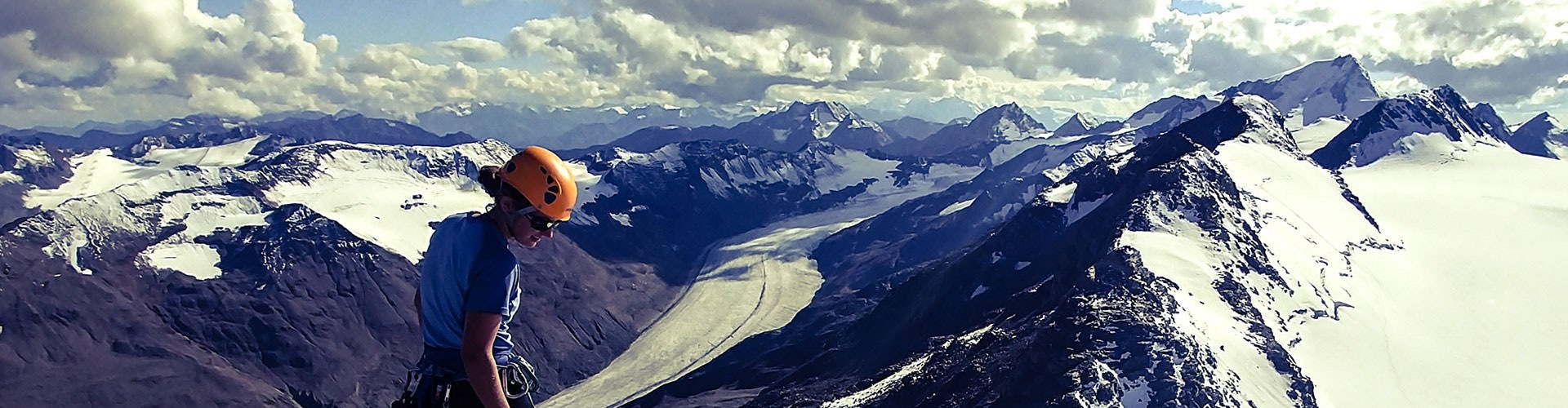 Retreat of the ice giants (Credit: Gabriel Sigmund via Imaggeo)