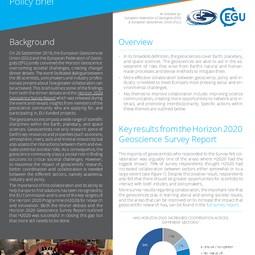 Horizon Geoscience Policy Brief.pdf