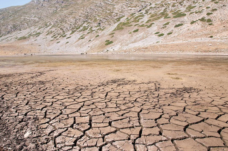 2017 drought in Italy (Credit: Pamela Trisolino via Imaggeo)