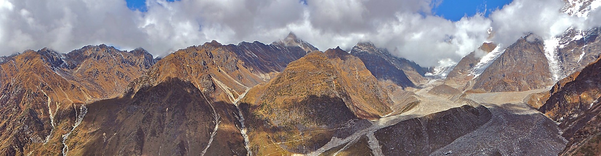 Kedarnath landslide (Credit: Vaibhav Kaul, University of Sheffield)