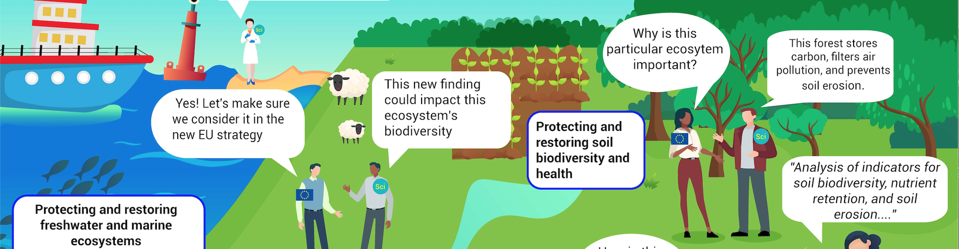 How geoscience can support the EU's biodiversity targets (Credit: alexandra8796@gmail.com)