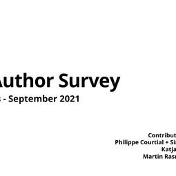 2021 EGU author survey.pdf