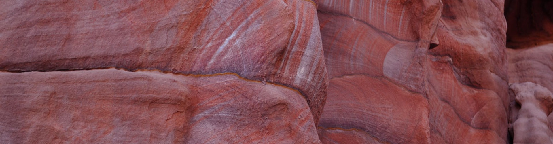 Sandstones of Petra (Credit: Pierrick Nicolet, distributed via imaggeo.egu.eu)