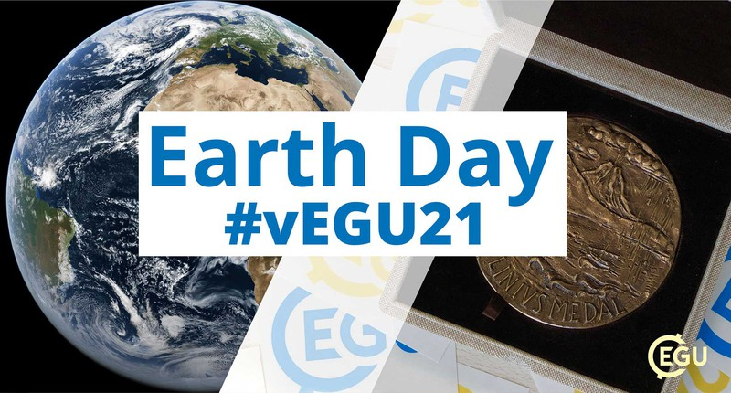EGU is celebrating our 2020 and 2021 awardees on Earth Day!