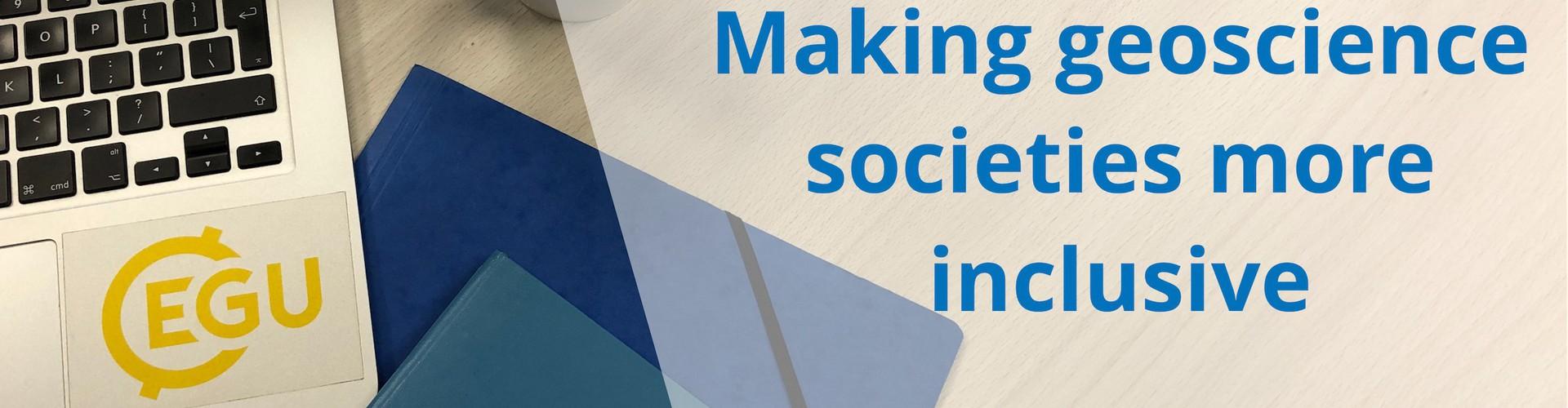 EGU inclusivity webinar cover (Credit: EGU)