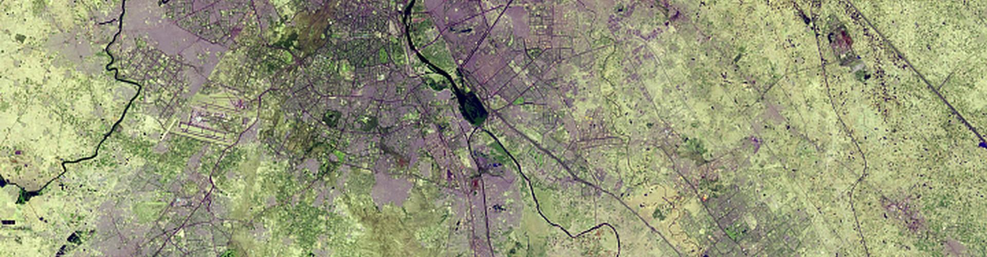 Delhi, India and environs