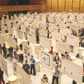 A poster session at the EGU 2018 General Assembly