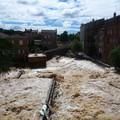 Floods in Trans-en-Provence, France